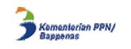 Kementrian PPN / Bappenas